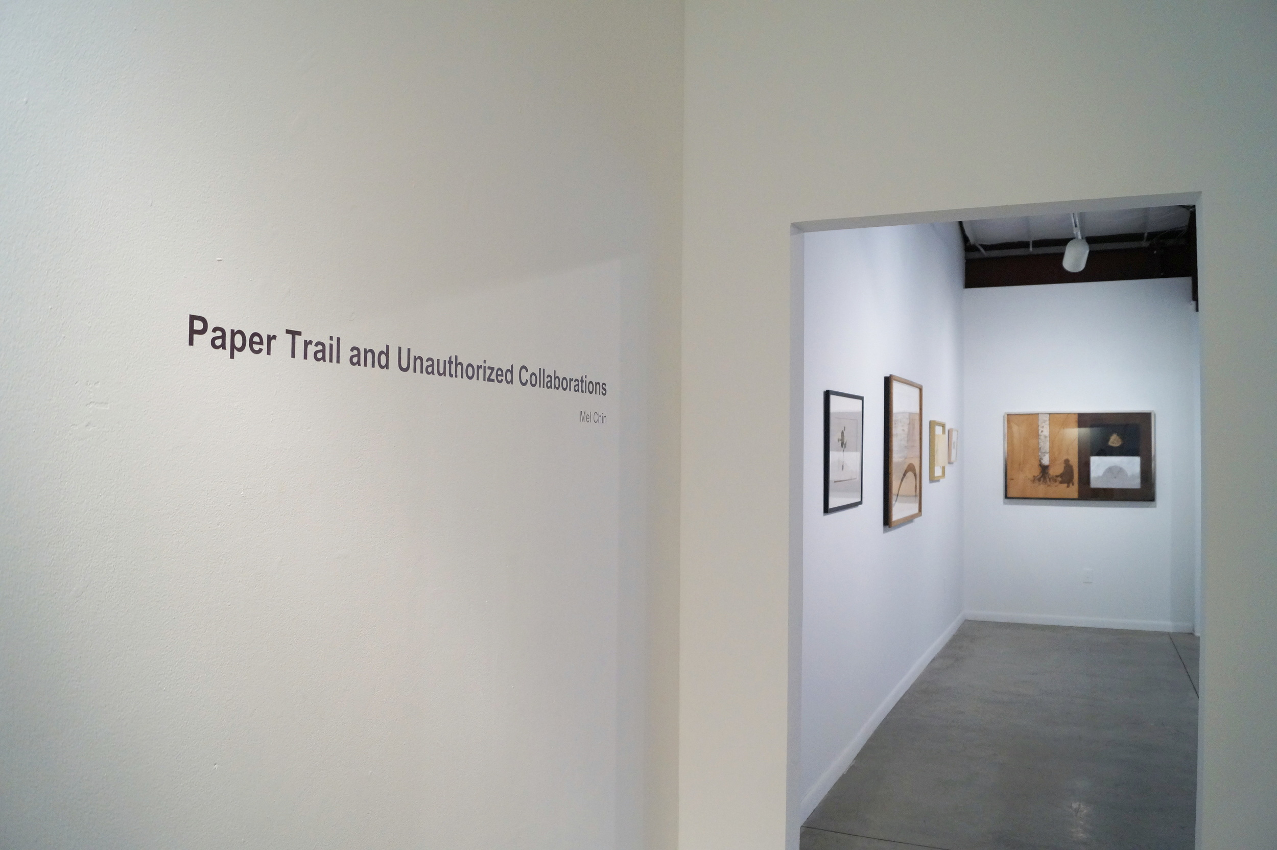 Paper Trail and Unauthorized Collaborations by Mel Chin - Photo by Jennie Ash 5.JPG