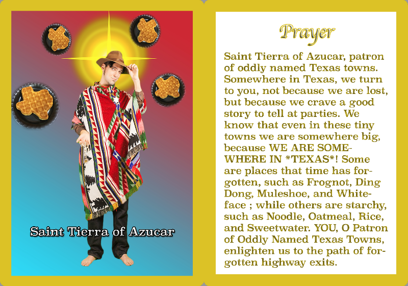 Saint Tierra of Azucar with prayer.png