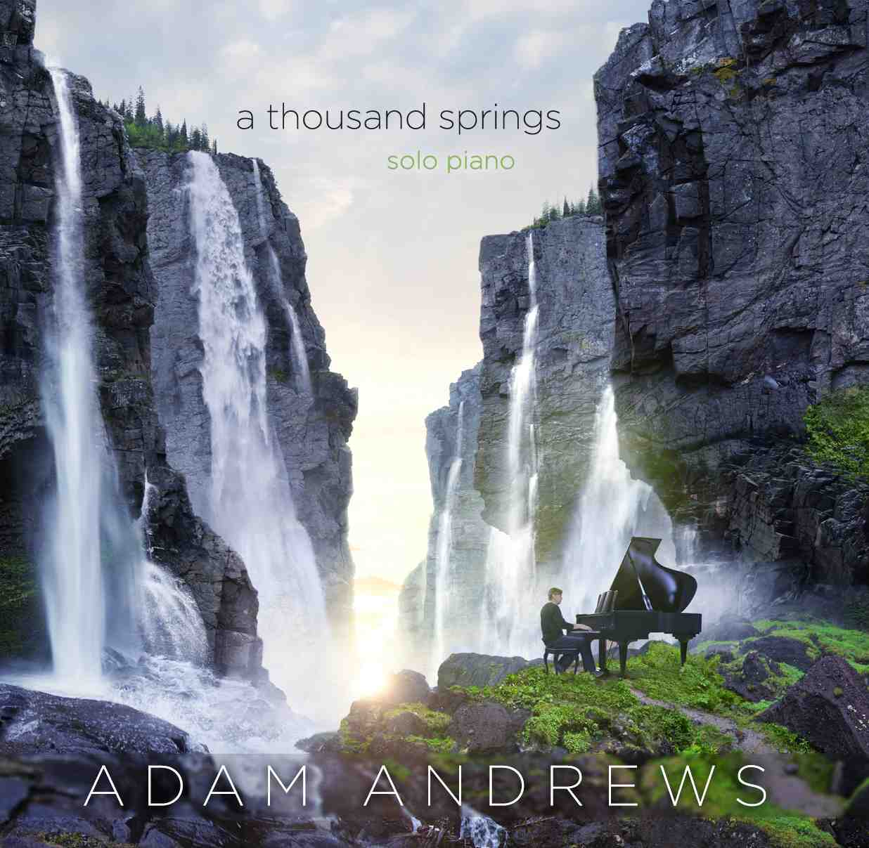 Adam Andrews _ A Thousand Springs