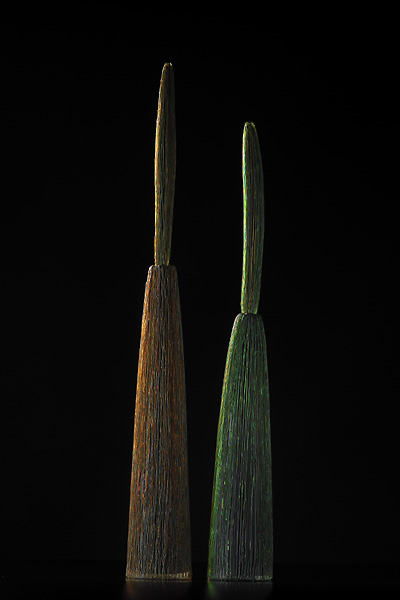 Grass Saturation, Pair, 2002