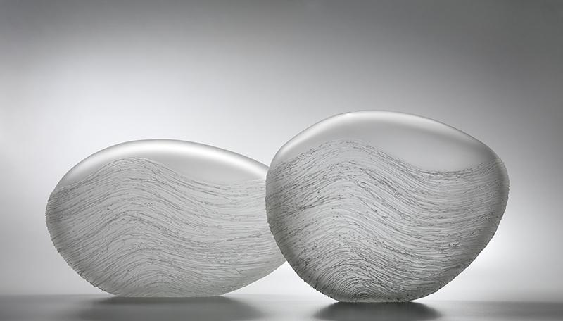 Lunar Floes, Pair, 2008