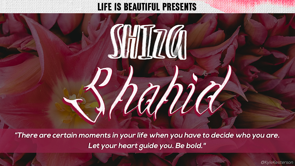 Shiza Shahid is an entrepreneur and social activist of Pakistani origin. She is the co-founder and global ambassador of the Malala Fund, the organization representing the young Pakistani activist who was shot by the Taliban for her campaign for girls' education.