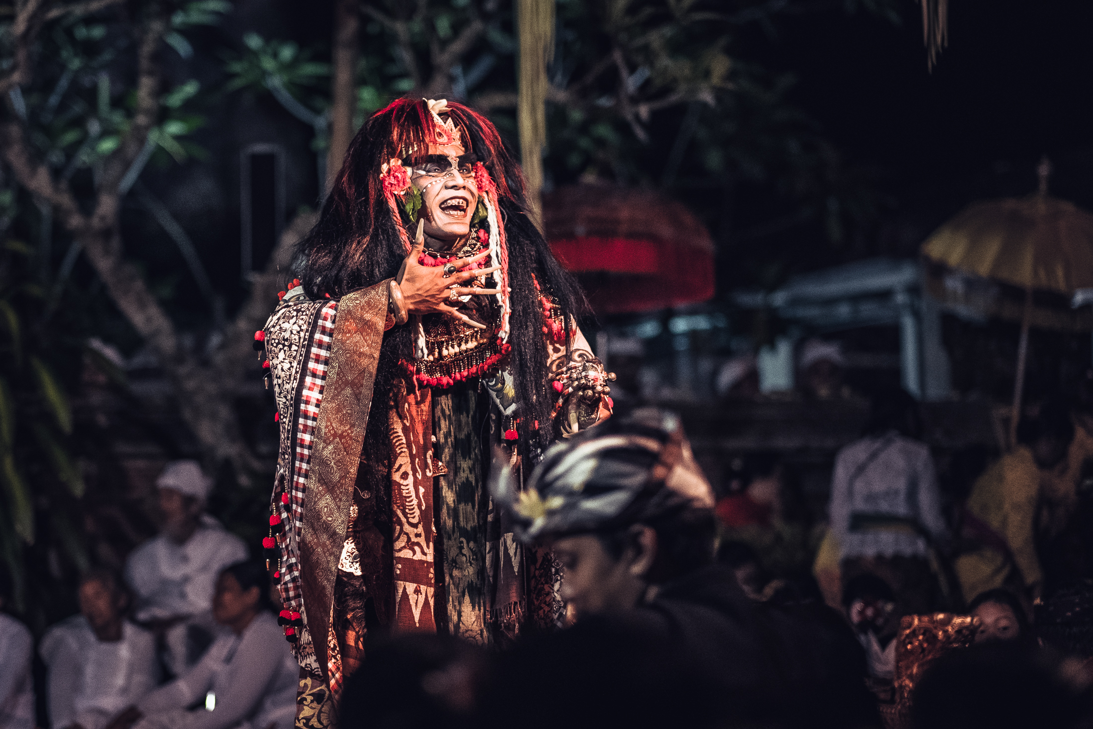 Calon Arang - A sacred Balinese ceremony