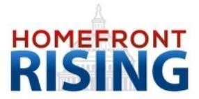 Homefront Rising Logo
