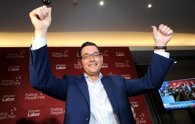 The Hon. Daniel Andrews MP  Premier of Victoria   Photo: AAP/Joe Castro