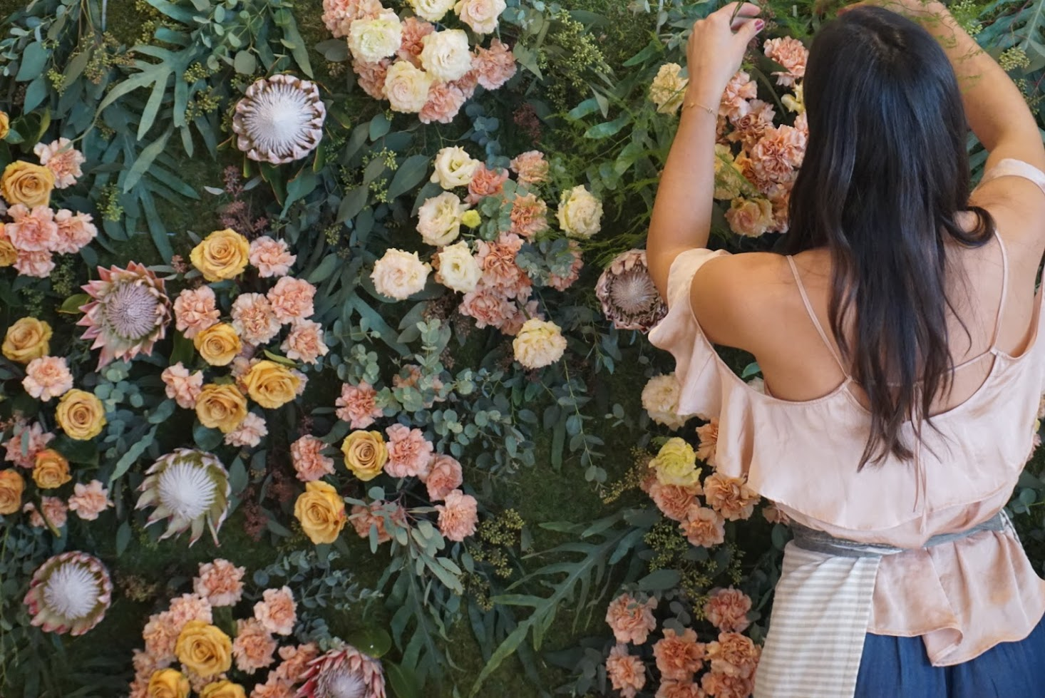 Anthropologie + BHLDN Spring 2018 Launch Party