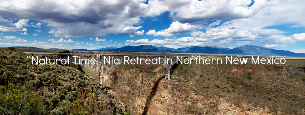 This spectacular view is just a short drive from our retreat location.