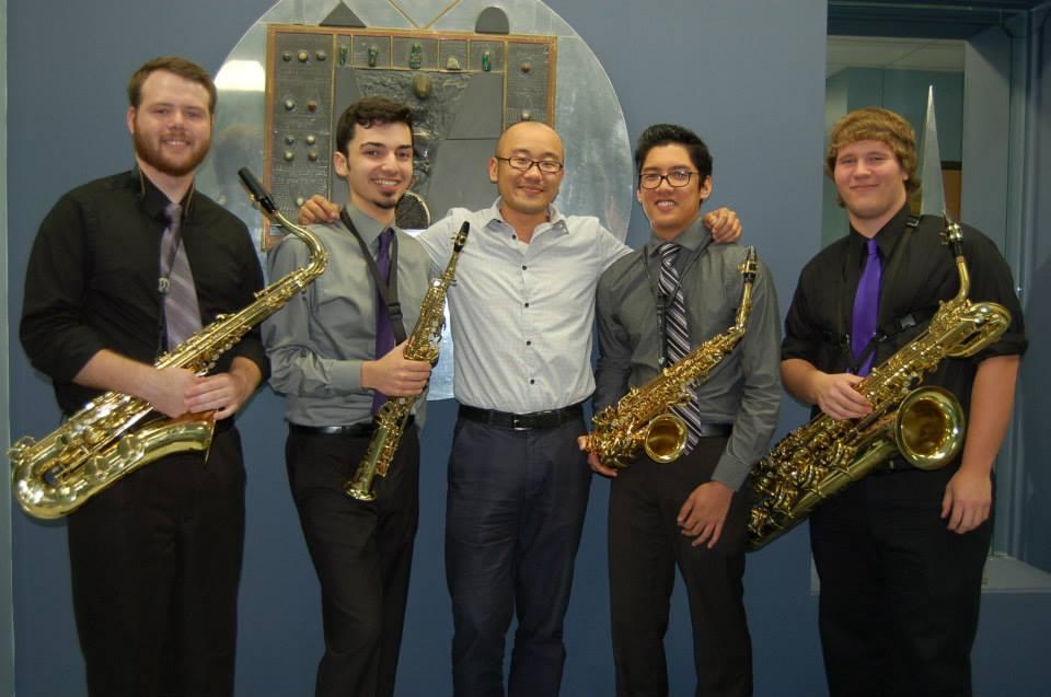 Velirium Quartet with Dr. Masahito Sugihara