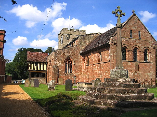 St John Baptist Church, Berkswell. Probably the church with the most ancient ancestry that we visit. We look forward to bookings involving Berkswell!