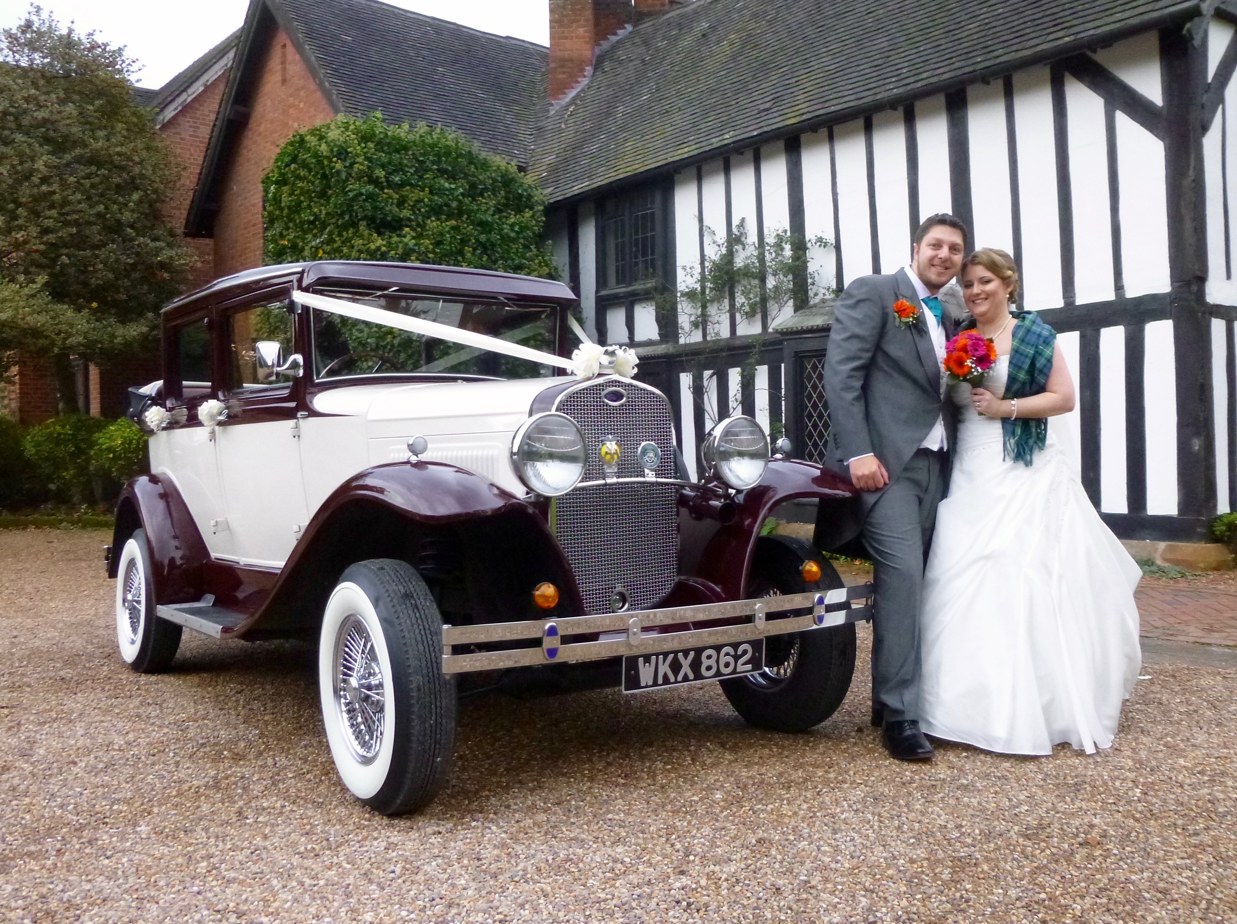 Always a great setting for photos at Nailcote Hall. Our best wishes to the couple and congratulations to Hannah regarding her excellent organisation and timekeeping. Spot on!