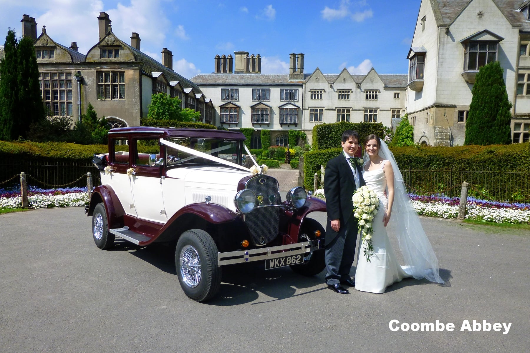 Coombe Abbey Hotel, Brinklow nr. Coventry
