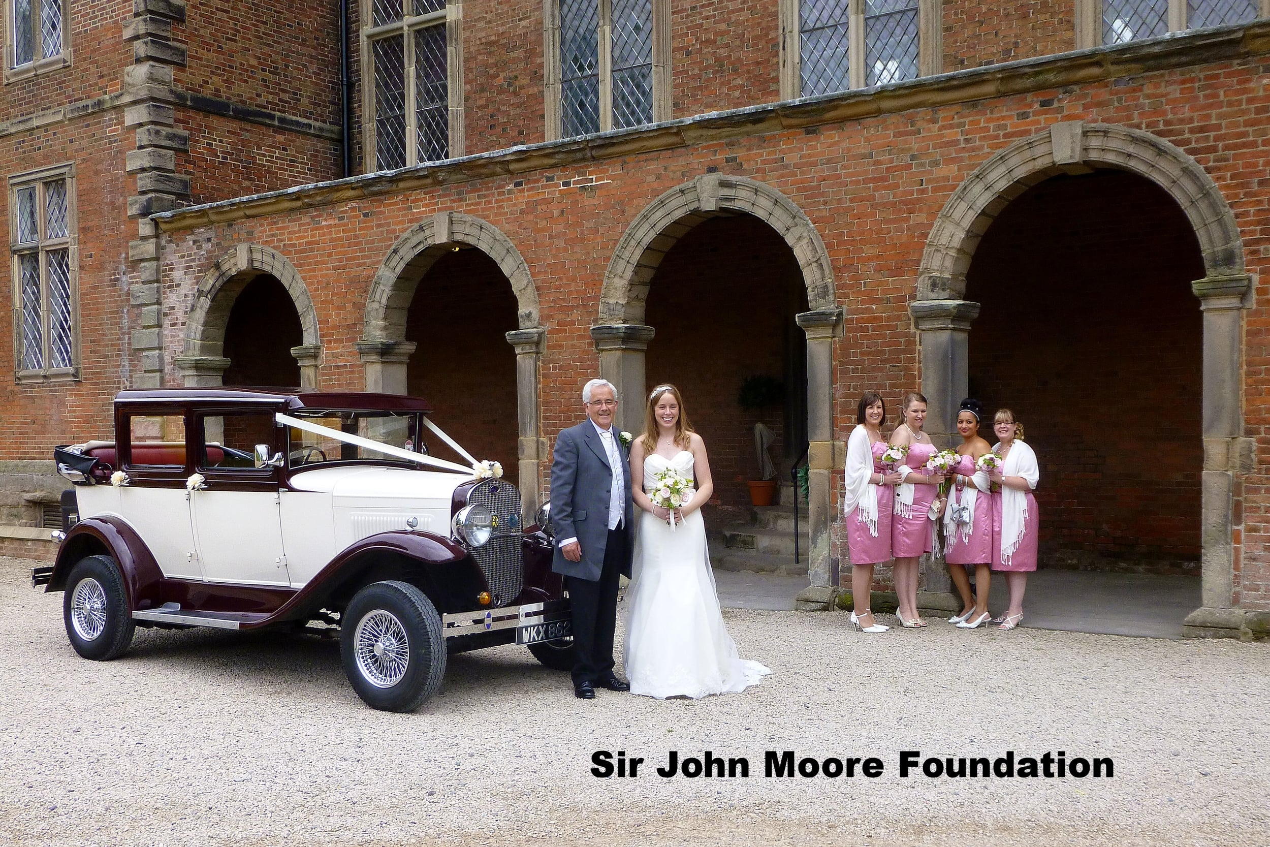 The Sir John Moore Foundation, Appleby Magna, Leicestershire