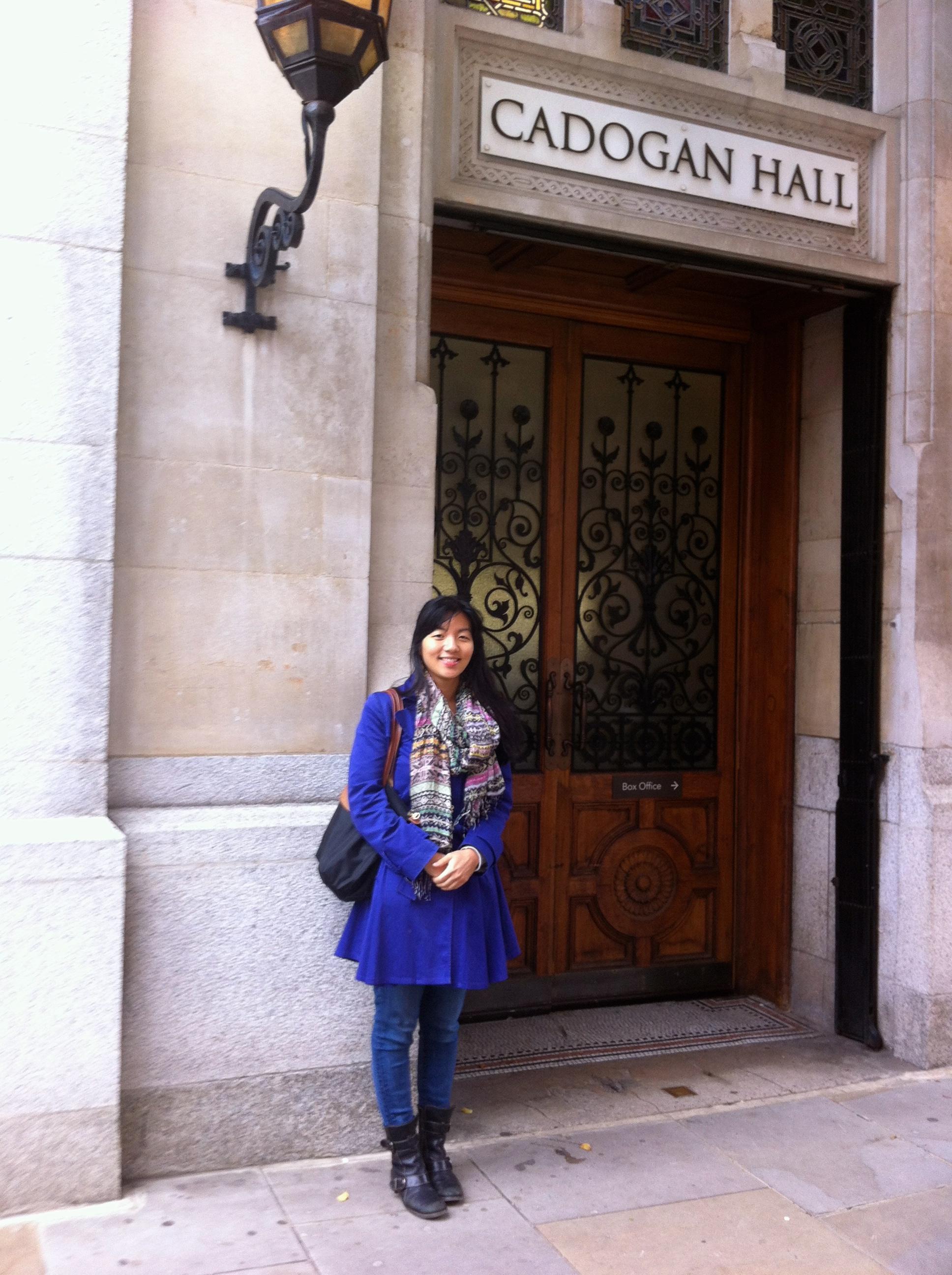 EJR in London