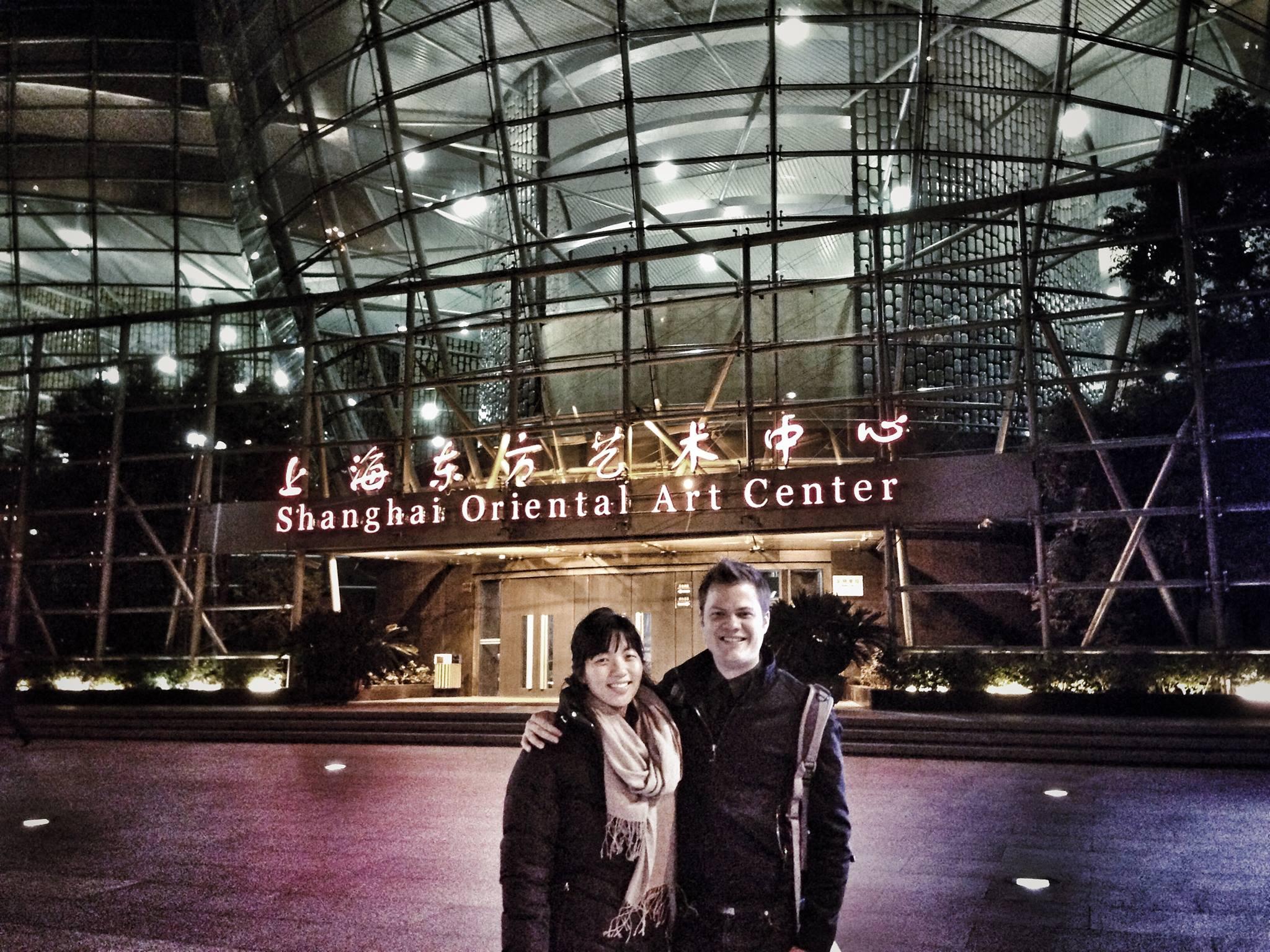 A&R in Shanghai