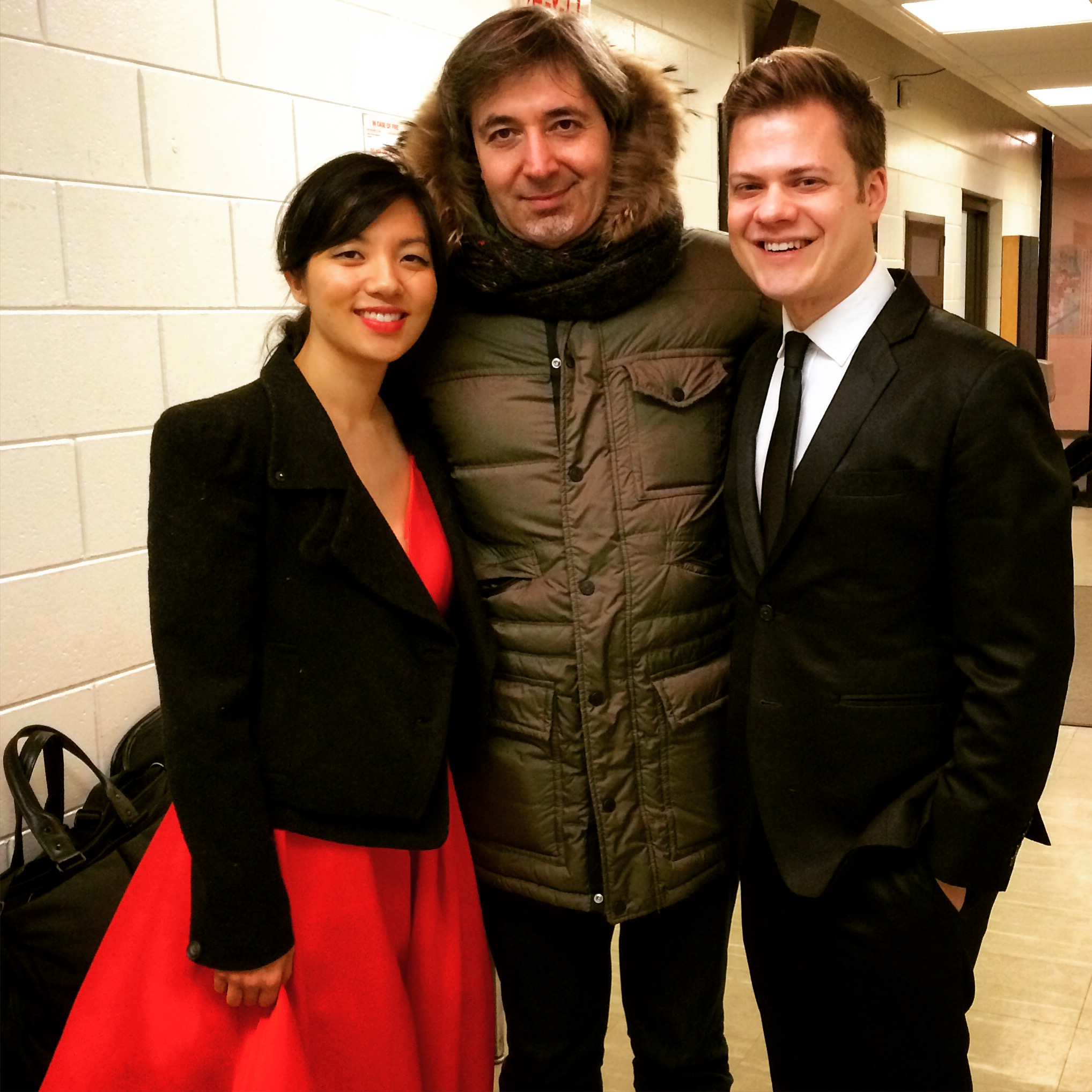 The Anderson & Roe Piano Duo with Maestro Daniel Raiskin