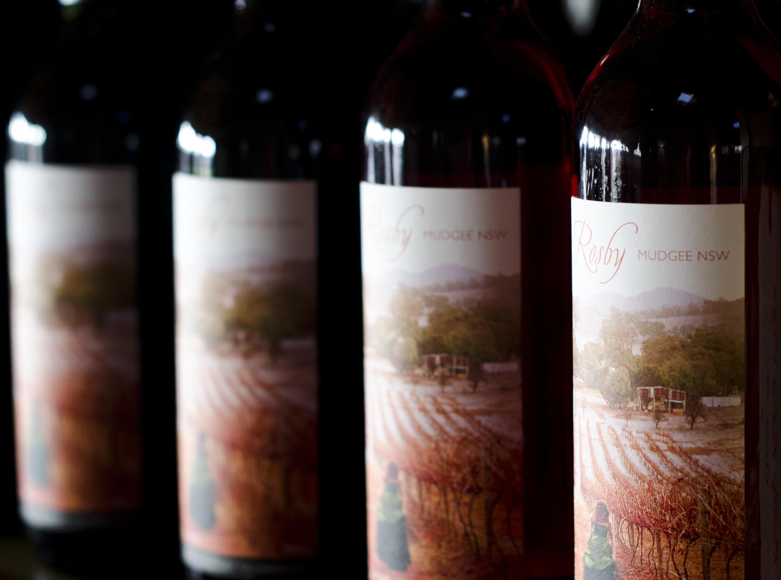 Private Rosby Wine Tastings
