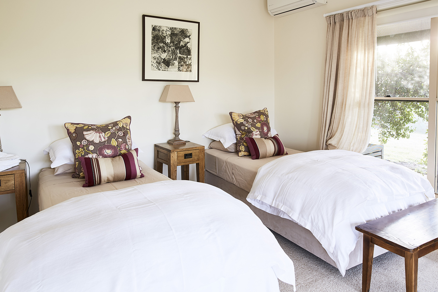 Rosby Guesthouse Twin Beds