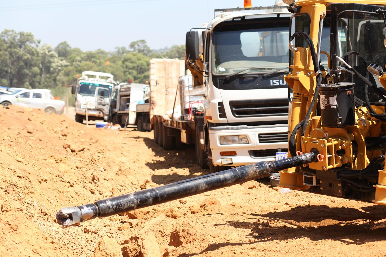 Showcase — KIER - Perth Directional Drilling Contractors
