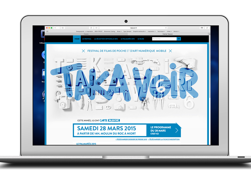 Carte Blanche / TAKAVOIR 2015