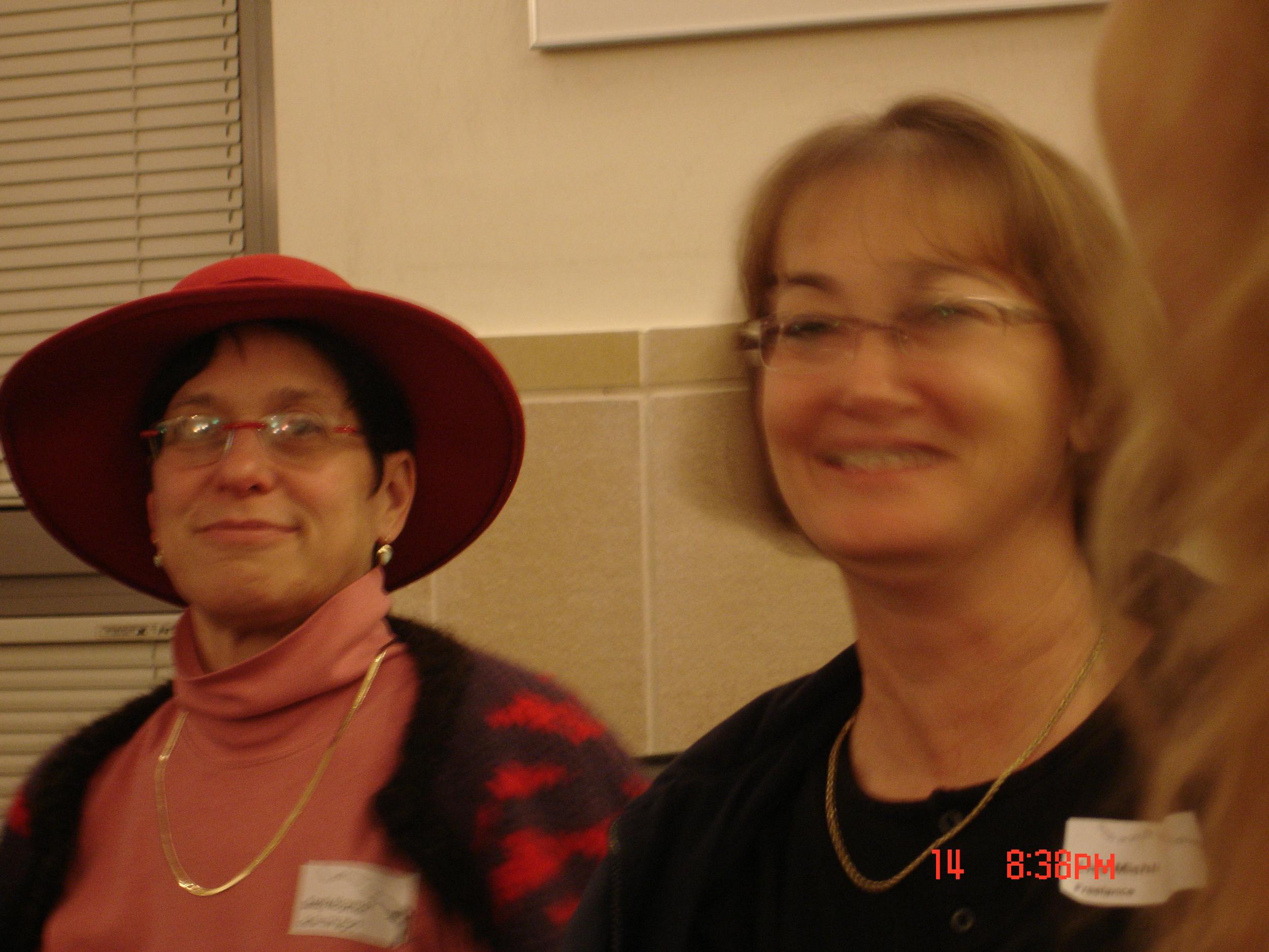 SandyNoymer&LisaMishli.JPG