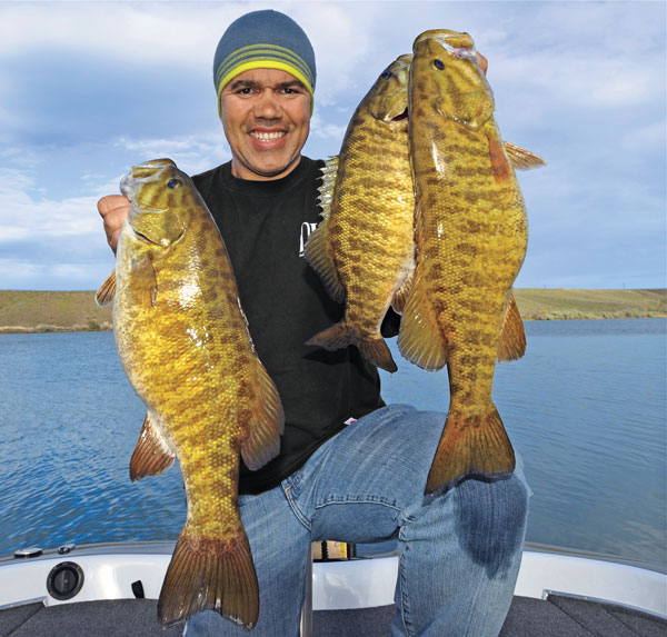 David Swendseid of Oregon has adopted Japanese finesse techniques for western waters.