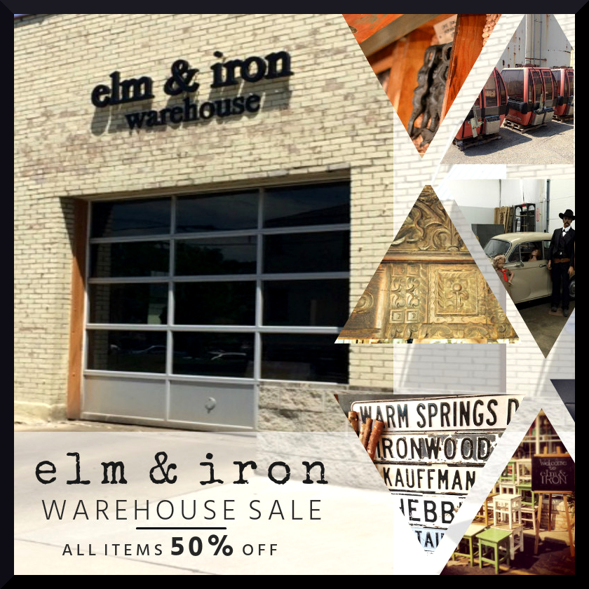 DATE: Saturday, July 23rd 2016  TIME: 10 AM- 6 PM   LOCATION: Elm & Iron Warehouse:   14 Oakland Park Ave, Columbus, Ohio 43214