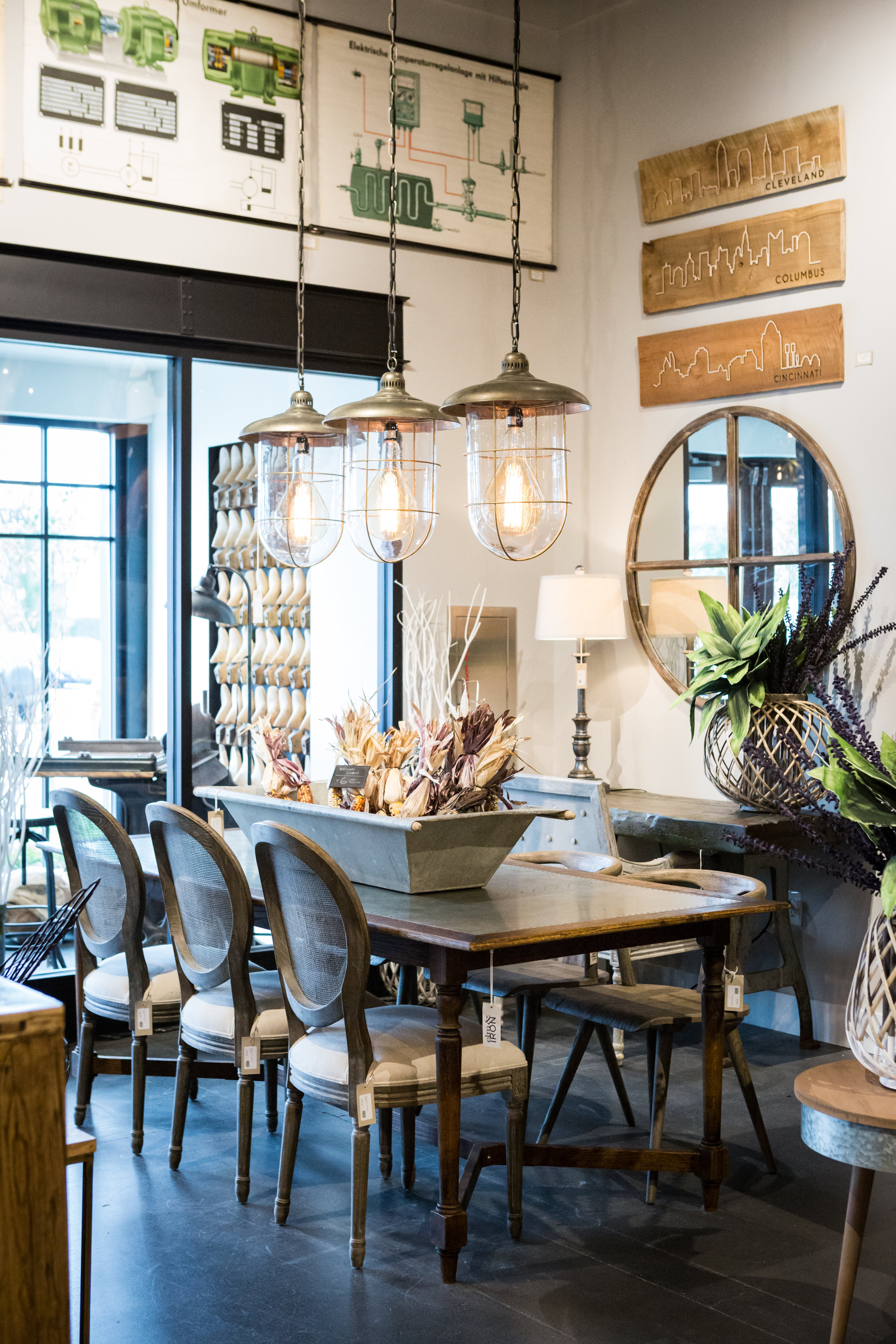 Sylvan Dining Table $1,499.00