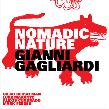 GIANNI GAGLIARDI / NOMADIC NATURE    DIGITAL   (iTUNES)