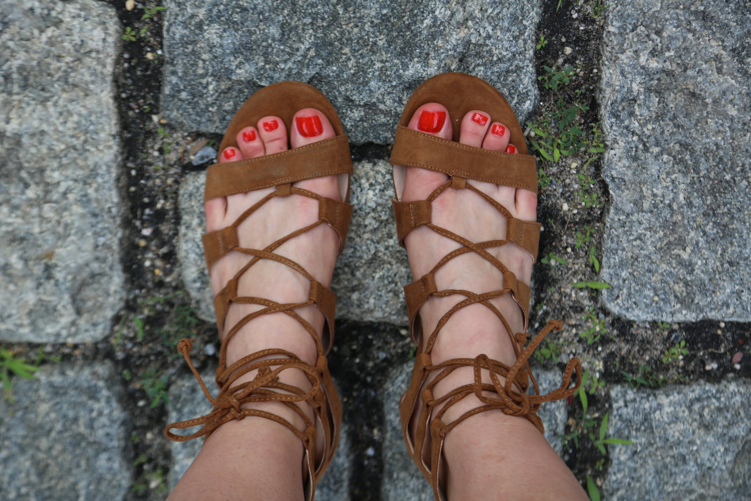 The Hunt for the Best Gladiator Sandals