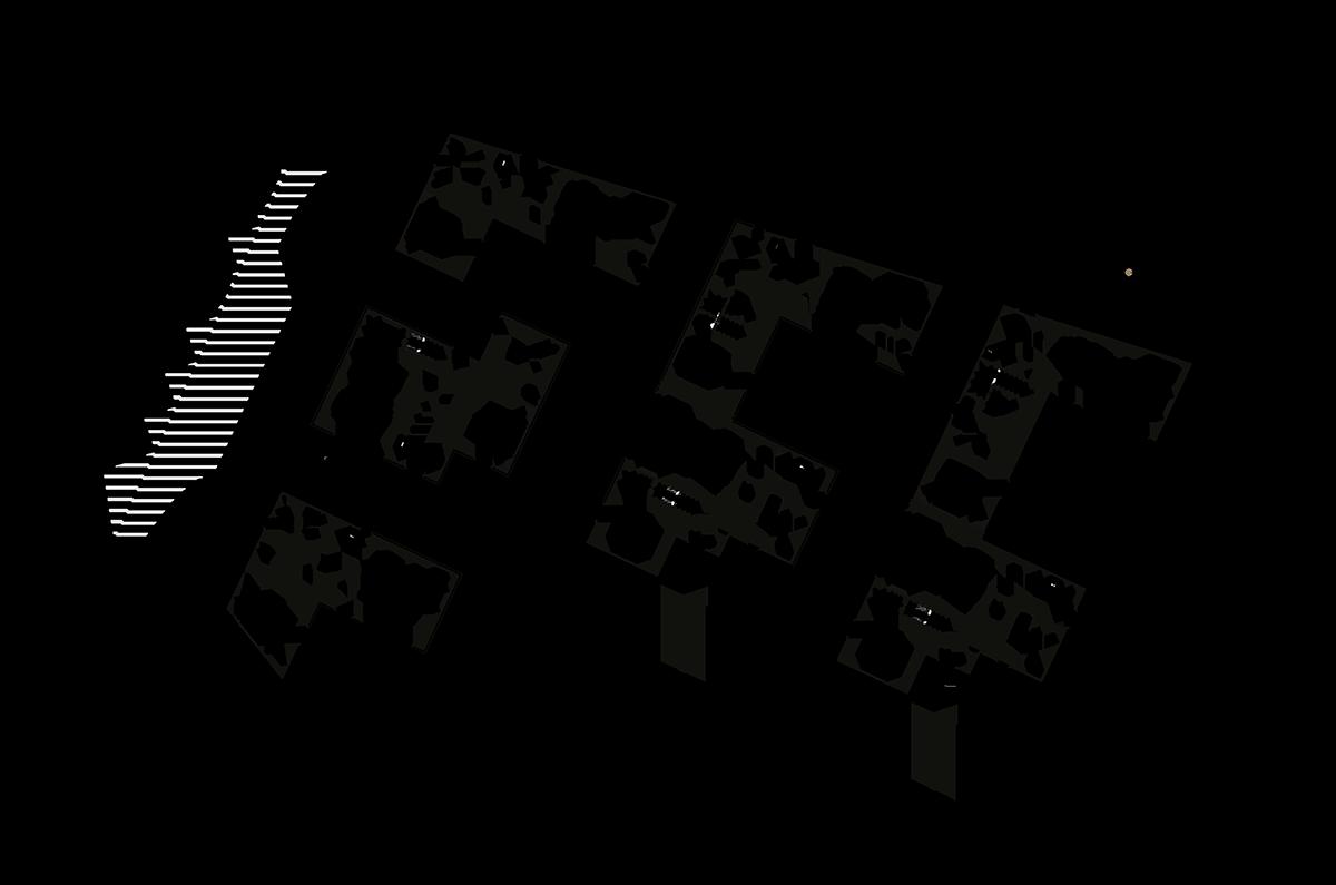 Plan d'ensemble rez-de-chaussée