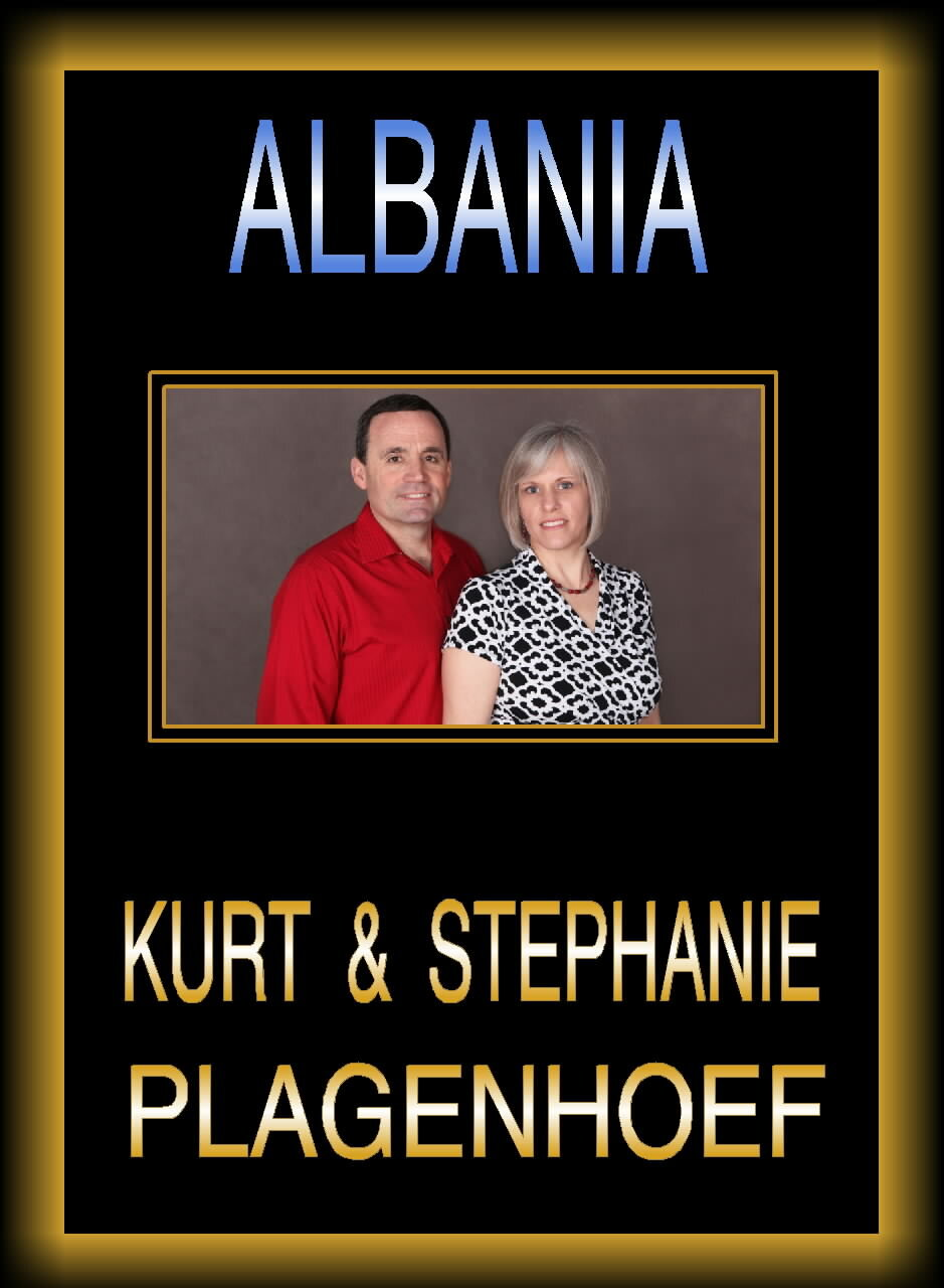 Albania - Plagenhoef Family