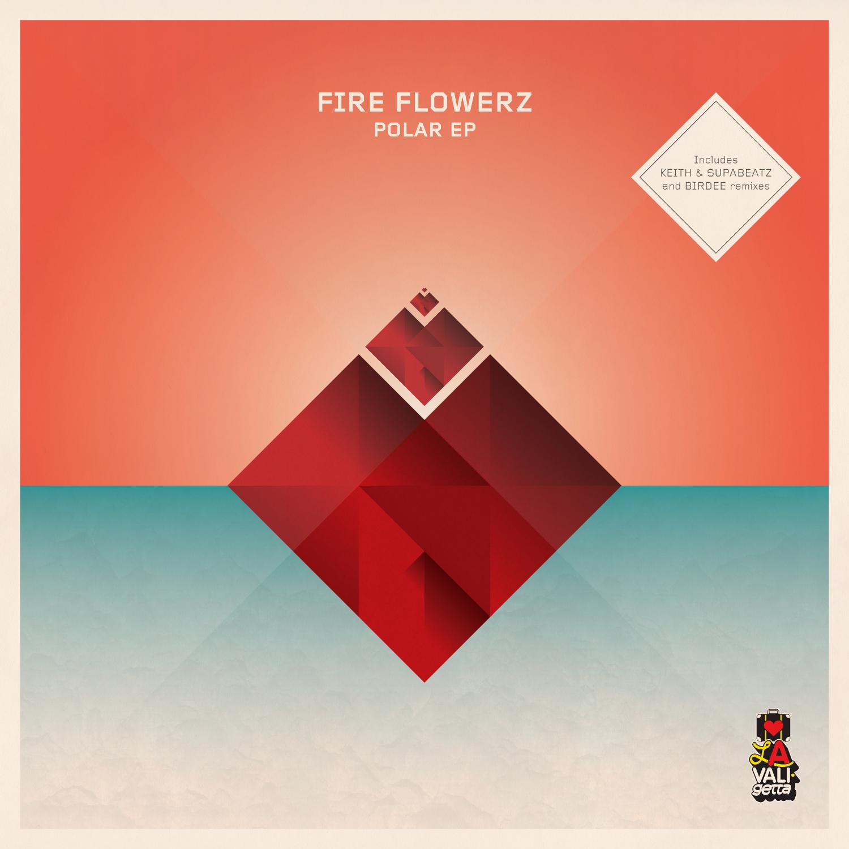 DV033 / FIre Flowerz - Polar ep