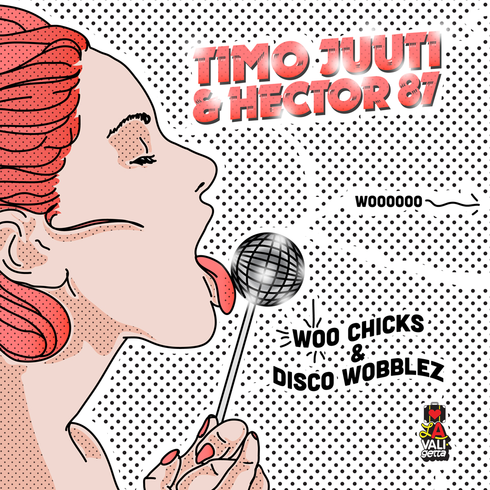 Timo Juuti & Hector 87 - Woo Chicks & Disco Wobblez ep