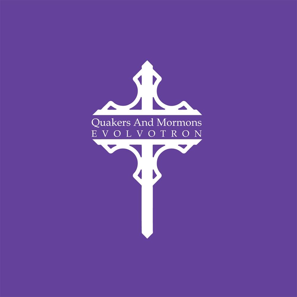 DV023 / Quakers & Mormons - Evolvotron remixed pt.2