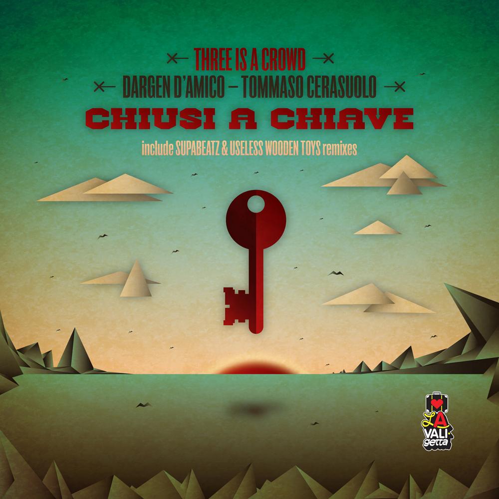 DV022 / 3 is a Crowd ft. Dargen D'amico & Tommaso (Perturbazione) - Chiusi A Chiave
