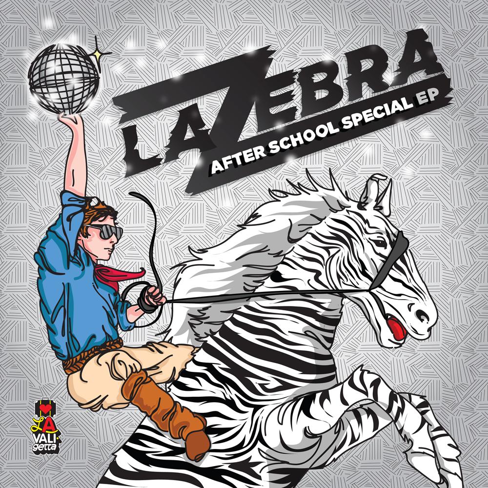 DV019 / La Zebra - After School Special ep