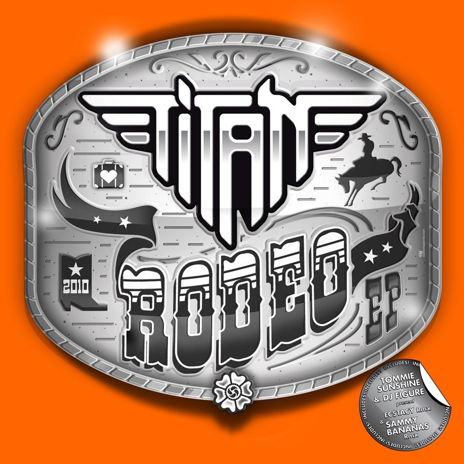 DV012 / TiTAN - Rodeo ep