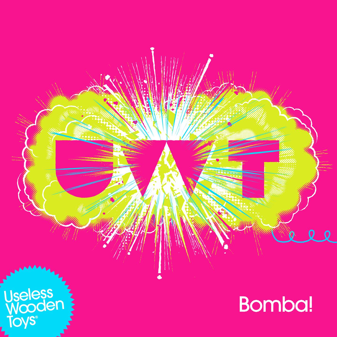 DV008 / Useless Wooden Toys ft. Mistaman - Bomba!