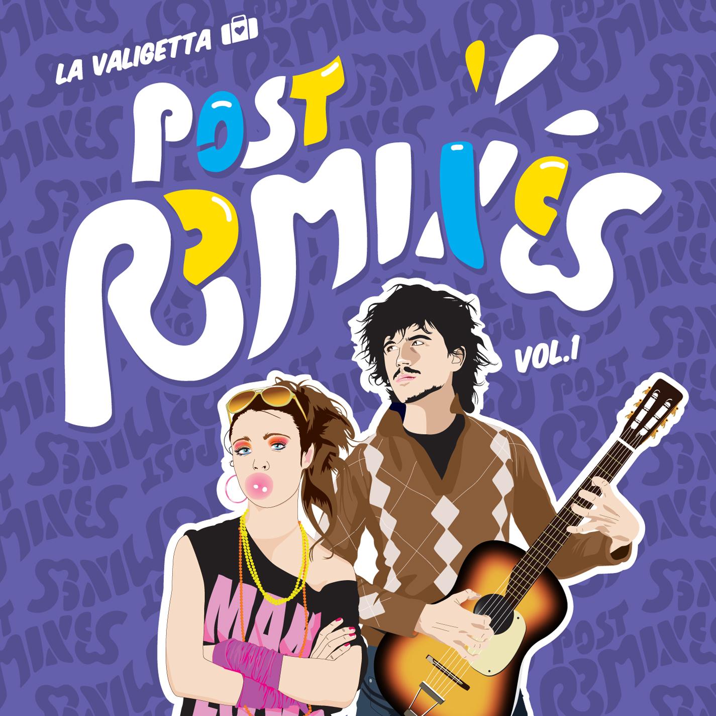 DV004 / AA.VV. - Post-Remixes vol.1