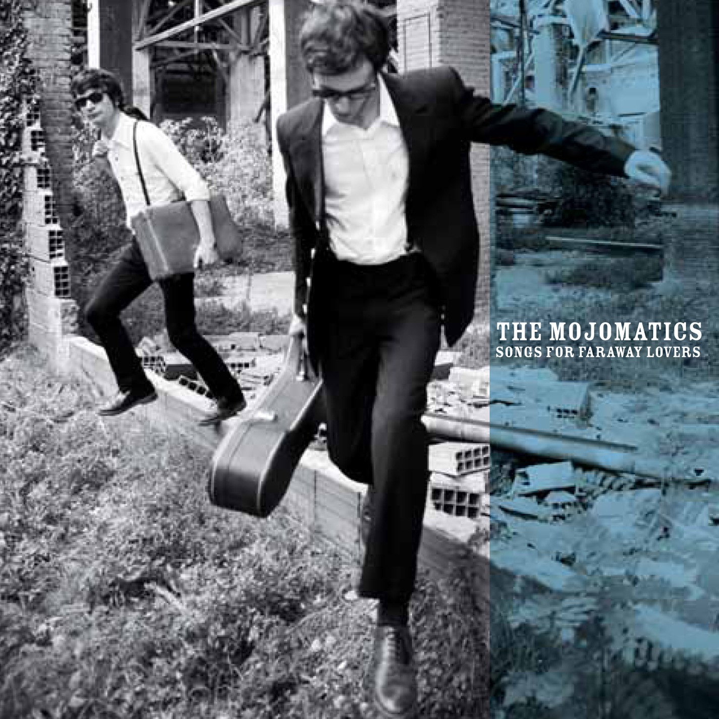 DV001 / The Mojomatics - Songs For Faraway Lovers