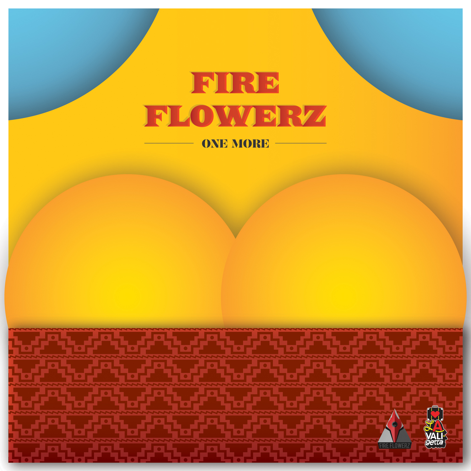 DV045 / Fire Flowerz - One More