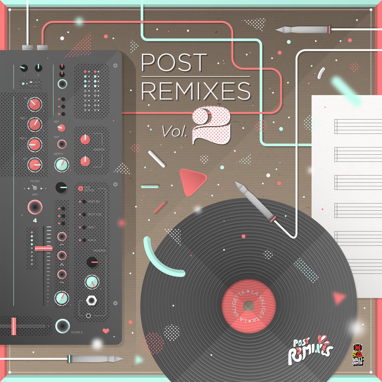 DV052 / AA.VV. - Post-Remixes vol.2
