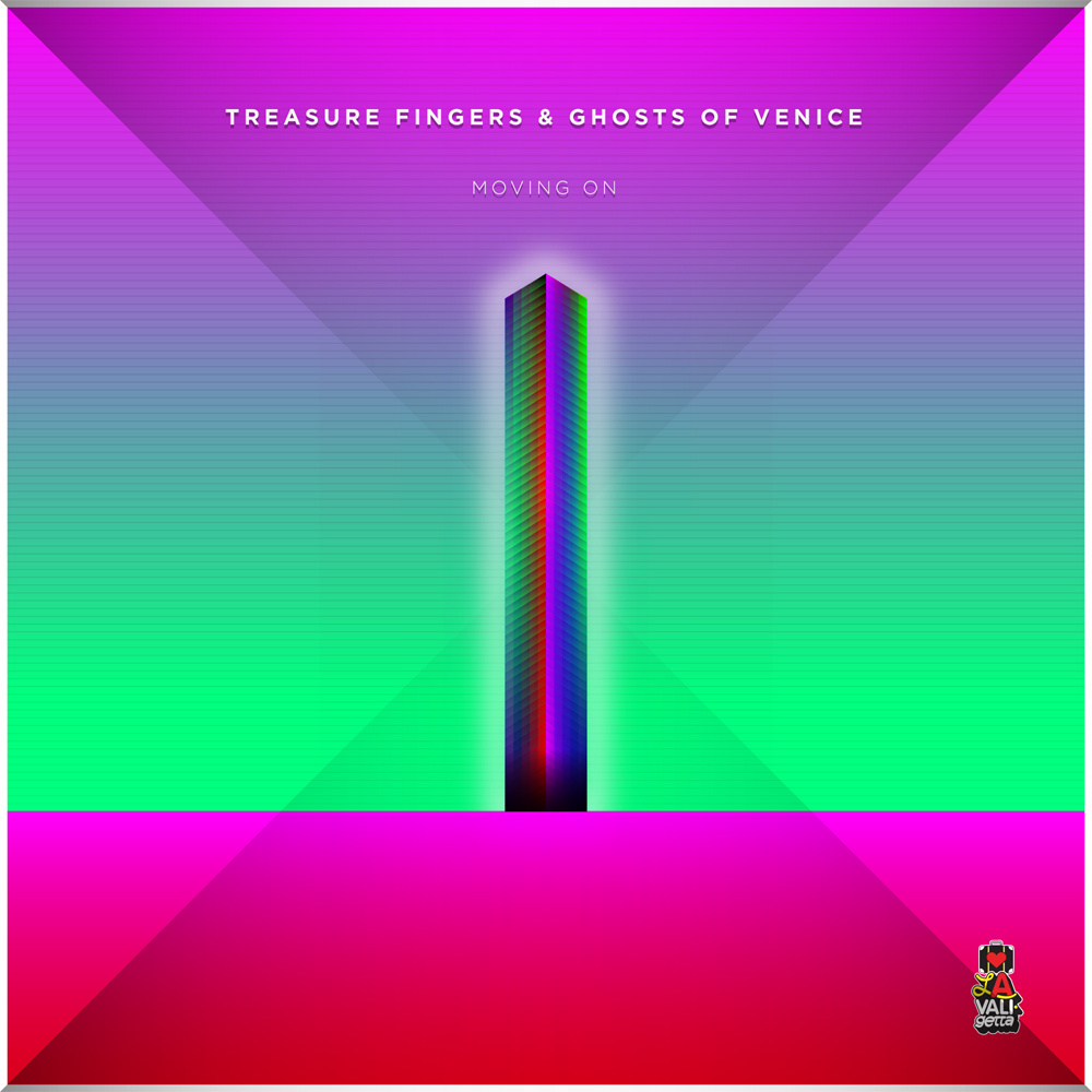 DV050 / Treasure Fingers & Ghosts of Venice - Moving On