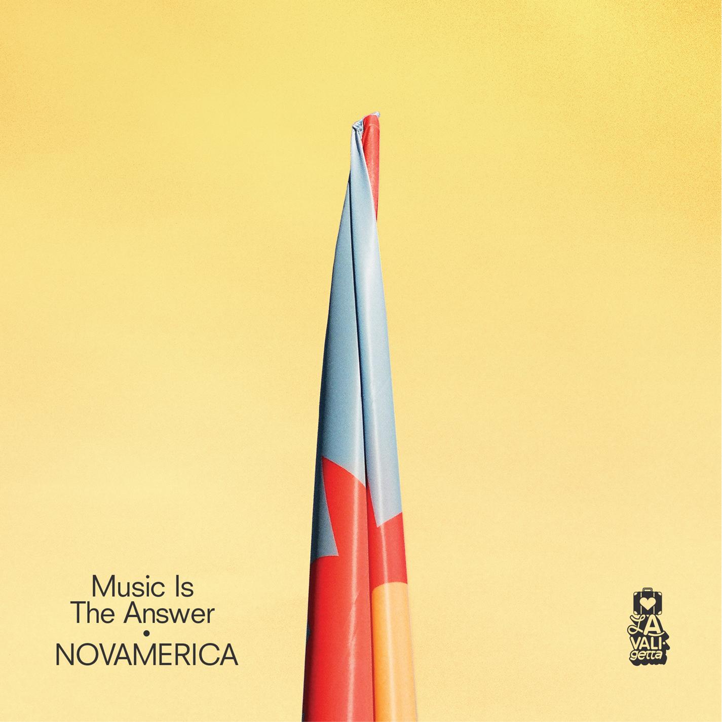 DV055 / Novamerica - Music is the Answer