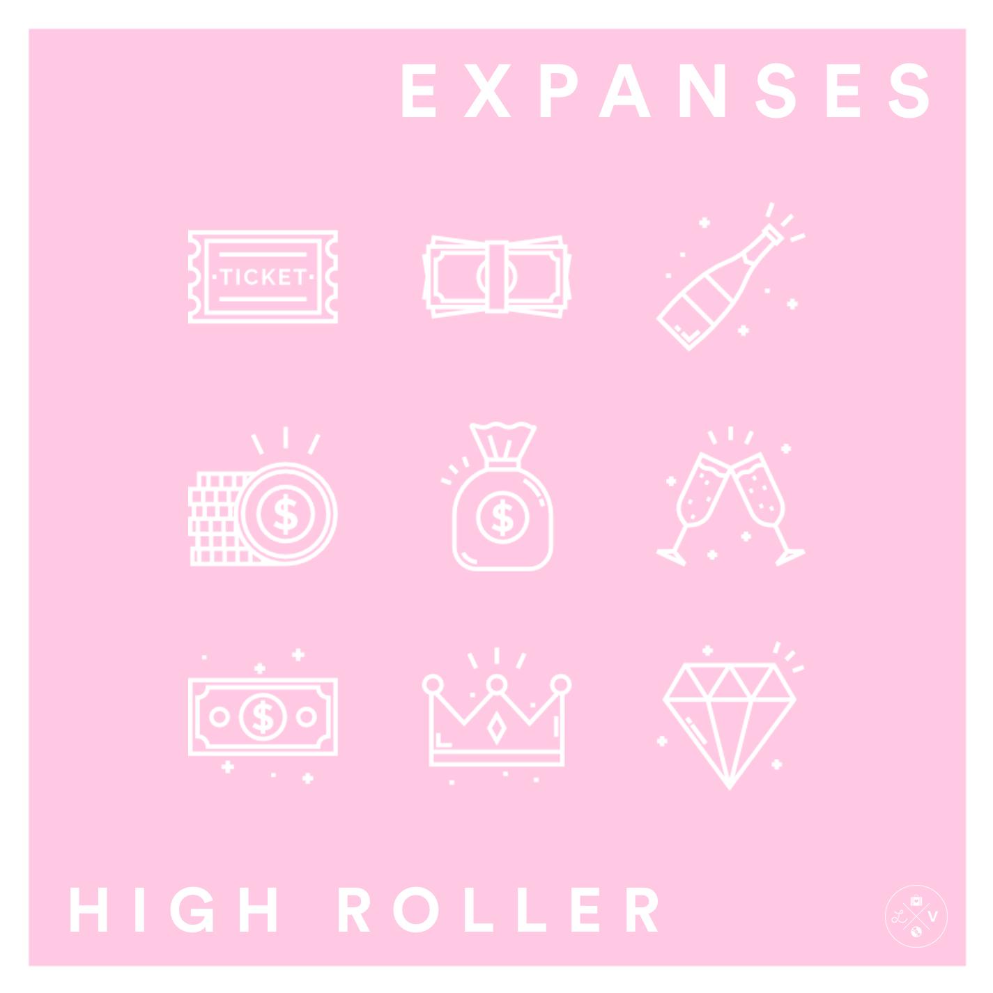 DV075 / Expanses - High Roller