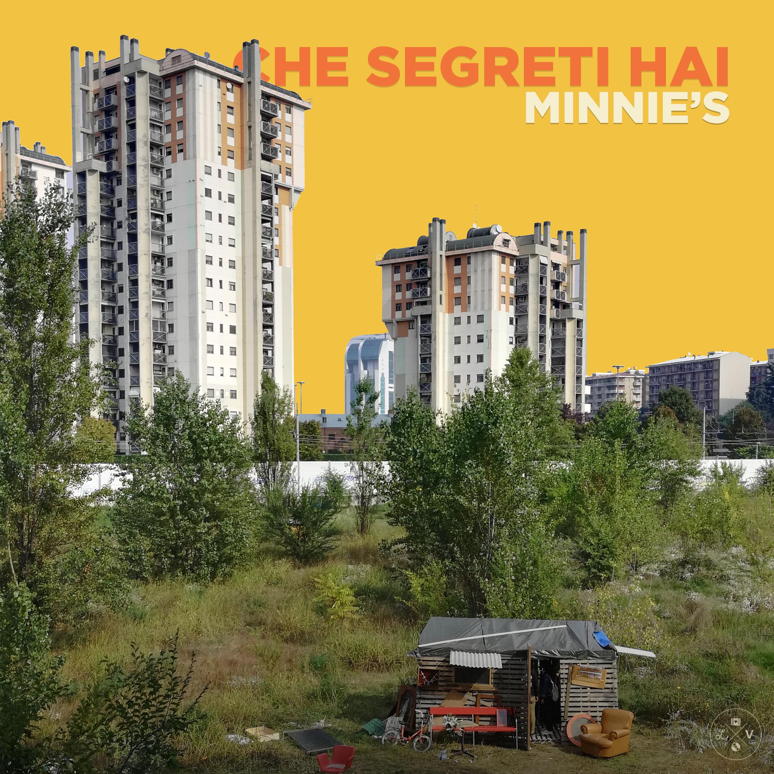 Minnie's - Che segreti hai.jpg