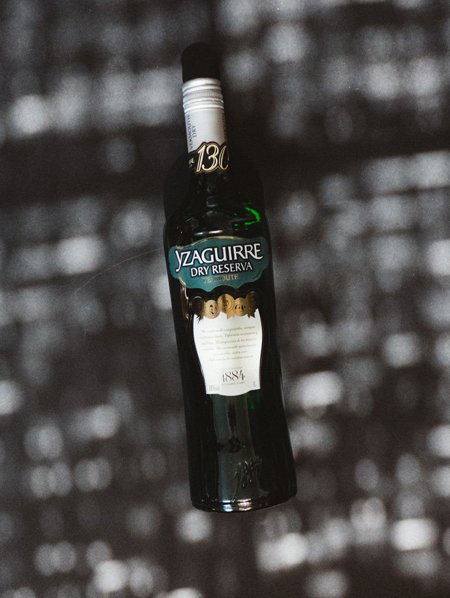 As complex as it is refreshing, Yzaguirre is a compelling drink on its own.