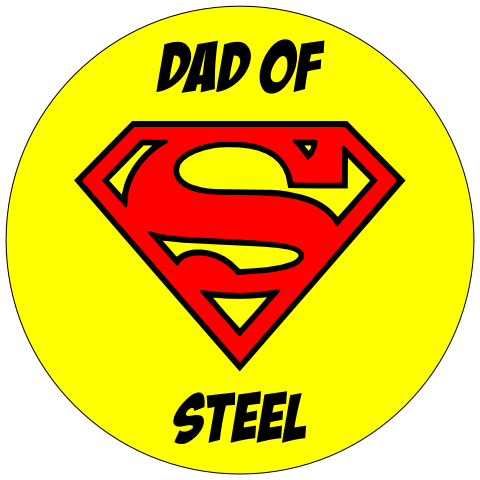 Dad of Steel
