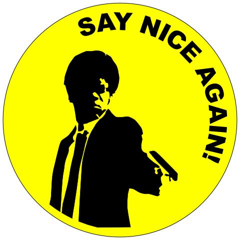Say Nice Again