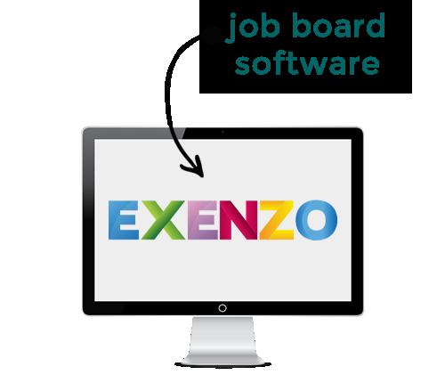 enterprise grade job board software. exenzo.com